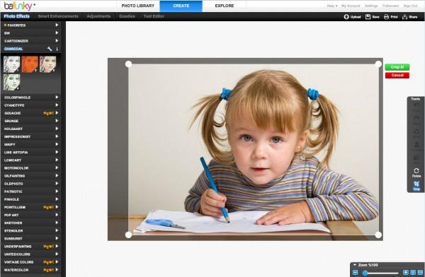 crop screen 600x392 Site que transforma foto em desenho photoshop