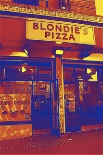 Blondies Pop Art